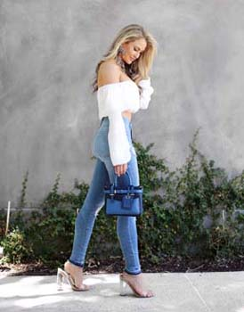 Lauren Nicolle, Denver Fashion Blogger