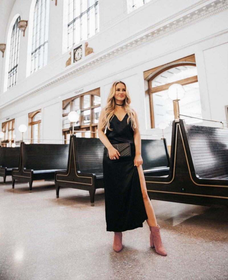 Lauren Nicolle, Denver fashion blogger - Casual is the New Dressy