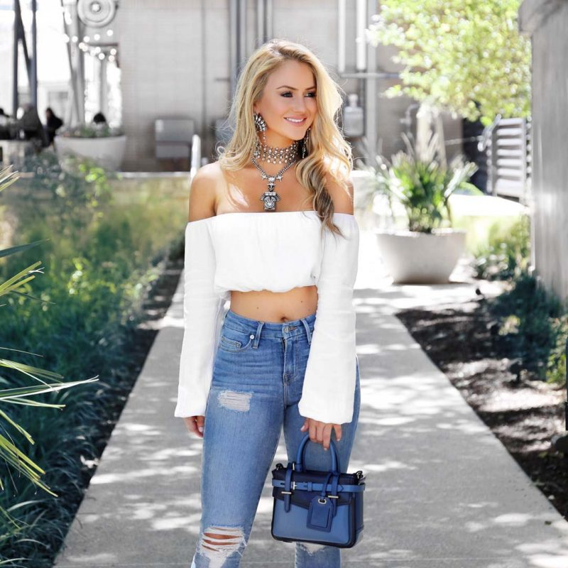 Lauren Nicolle, fashion blogger