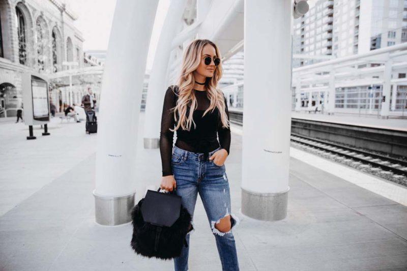 Lauren Nicolle, Denver fashion blogger - Milestone Moment