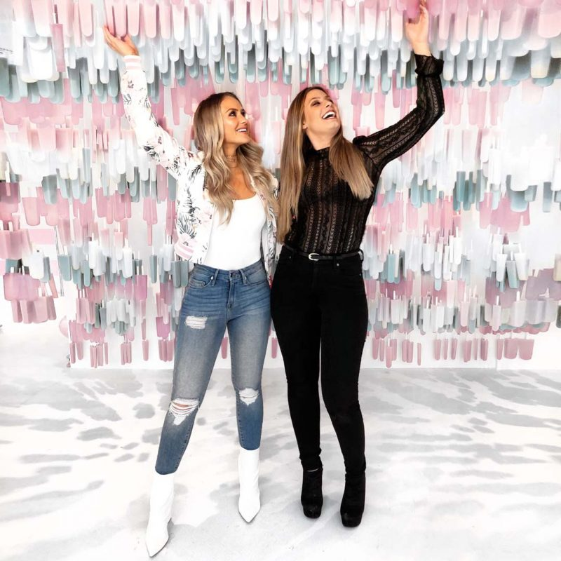 Lauren Nicolle, Denver Fashion Blogger at the Museum of Ice Cream, Miami