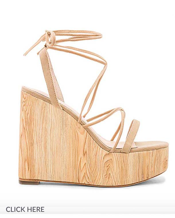 Lauren Nicolle Tan Shoe