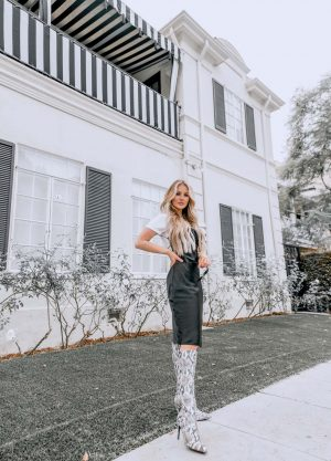 Lauren Nicolle - Animal Print Trends 2019