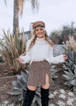 Lauren Nicolle - Animal Print Trends 2019
