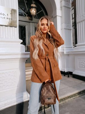 Lauren Nicolle, London Fashion Week 2019