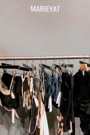 Lauren Nicolle, London Fashion Week 2019, BFC