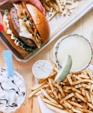 Lauren Nicolle, Where to Eat in Austin