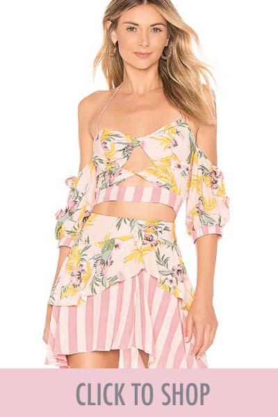 trends-print-clash-flower-stripe-skirt